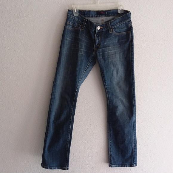 levis Denim - Levi's tilted 504 straight leg jean size 9 short